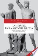 La Tiranía en la Antigua Grecia. Repercusiones en el Derecho Mercantil y Economico