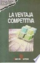 La ventaja competitiva