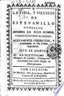 La vida y hechos de Estevanillo Gonzalez, hombre de buen humor, compuesto por el mismo