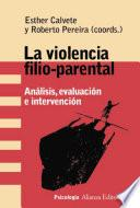 La violencia filio-parental