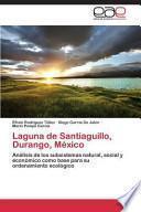 Laguna de Santiaguillo, Durango, México
