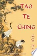 Lao Tsé. Tao Te Ching