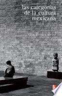 Las categorías de la cultura mexicana