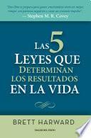 Las cinco leyes que determinan los resultados en la vida