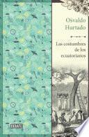 Las costumbres de los ecuatorianos