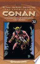 Las crónicas de Conan