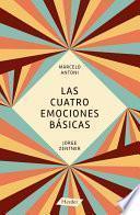 Las cuatro emociones básicas