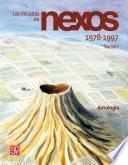 Las décadas de Nexos. Tomo I. 1978-1997