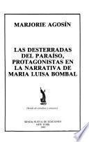 Las desterradas del paraíso, protagonistas en la narrativa de María Luisa Bombal