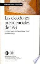 Las elecciones presidenciales de 1994