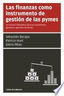 Las finanzas como instrumento de gestión de las pymes