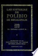 Las historias de Polibio de Megalópolis