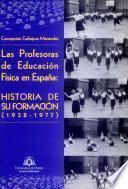 Las profesoras de educación física en España