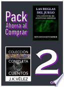 Las reglas del juego & Colección Completa Cuentos De Ciencia Ficción y Misterio de J. K. Vélez