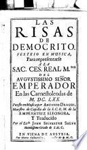 LAS RISAS DE DEMOCRITO