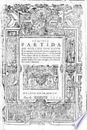 Las siete Partidas del sabio rey don Alfonso Nono ...
