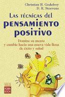 Las técnicas del pensamiento positivo