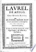 Laurel de Apolo,