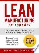 Lean Manufacturing En Español