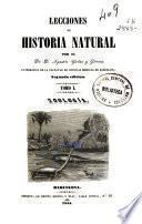 Lecciones de historia natural