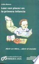 Leer Con Placer Un Libro En La Primera Infancia