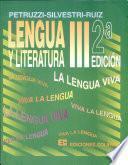 Lengua y literatura III (2a edición)