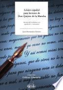 Léxico Español para Lectores de Don Quijote de la Mancha