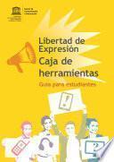 Libertad de expresión, caja de herramientas