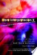 Libre Interpretación 2