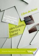 Libro de actas. II Congreso Internacional Online sobre Economía, Empresa y Sociedad