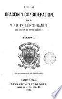 Libro de la oración y meditación, 1