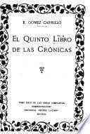 Libro de las crónicas