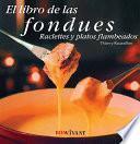 Libro de las fondues, el