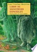 Libro de monstruos españoles