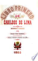 Libro primero de Cabildos de Lima