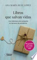 Libros que salvan vidas