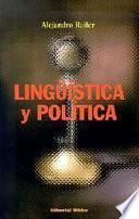 Lingüística y política