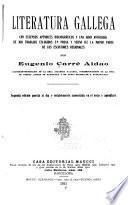 Literatura gallega