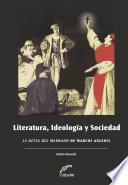 Literatura, ideología y sociedad en La gesta del marrano de Marcos Aguinis