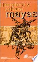 Literatura Y Cultura Mayas