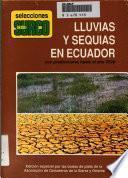 Lluvias y sequias en Ecuador