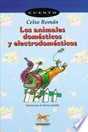 Los animales domésticos y electrodomésticos