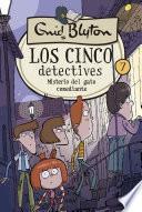 Los cinco detectives 7. Misterio del gato comediante