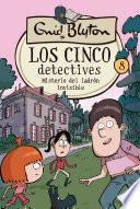 Los cinco detectives 8. Misterio del ladrón invisible