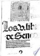 Los cinco libros de Seneca
