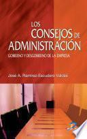 Los Consejos de Administración