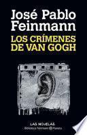 Los crímenes de Van Gogh