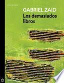 Los demasiados libros