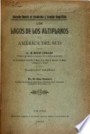 Los lagos de los altiplanos de la América del Sud