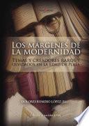 Los márgenes de la modernidad: Temas y creadores raros y olvidados en la Edad de Plata